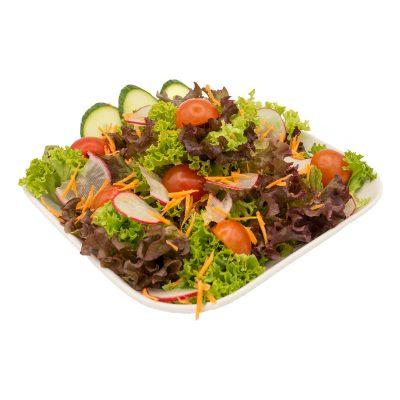 Gemischter Salat mit Grünzeug und Co