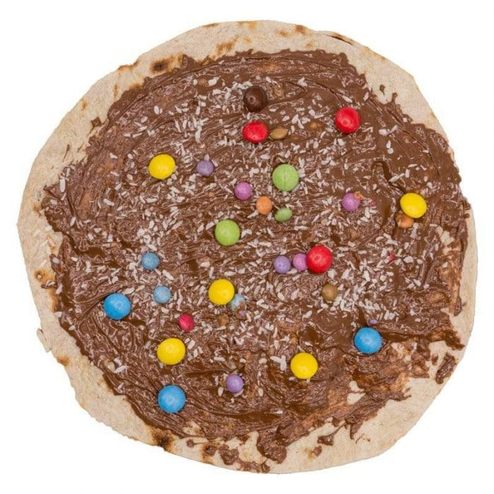 Nutella Pizza - 400 Grad Aschaffenburg