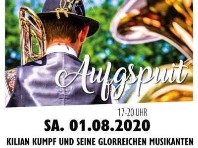 400 Grad Biergarten zum Herstallturm Aschaffenburg Livemusik